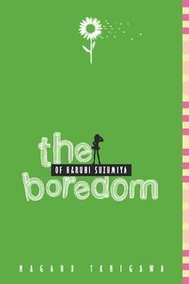 The Boredom of Haruhi Suzumiya