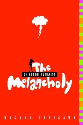 The Melancholy of Haruhi Suzumiya: The Novel
