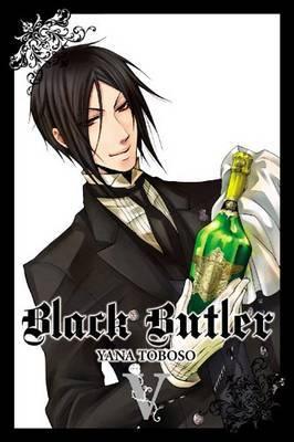 Black Butler: v. 5
