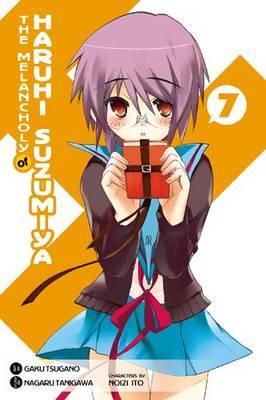 The Melancholy of Haruhi Suzumiya: v. 7: Manga