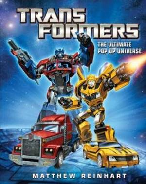 Transformers: The Ultimate Pop Up Universe
