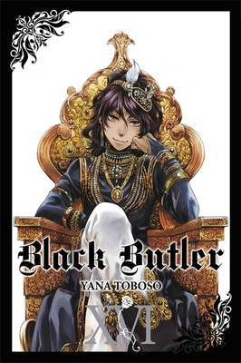 Black Butler: v. 16