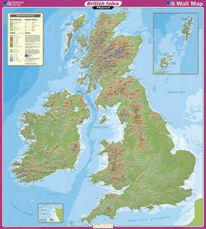 British Isles Physical