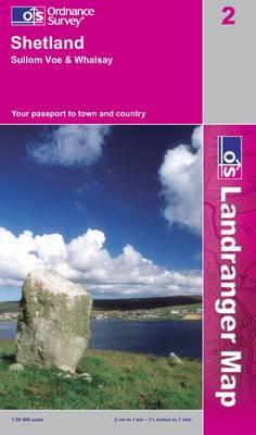 Shetland - Sullom Voe and Whalsay