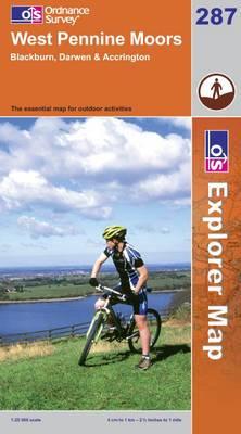 West Pennine Moors: Blackburn, Darwen and Accrington