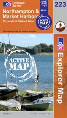 Northampton and Market Harborough, Brixworth and Pitsford Water