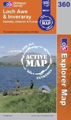 Loch Awe and Inveraray