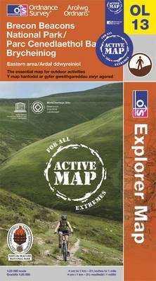 Brecon Beacons National Park - Eastern Area