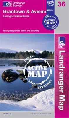 Grantown, Aviemore and Cairngorm Mountains