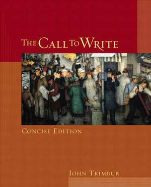 The Call to Write, Concise Edition