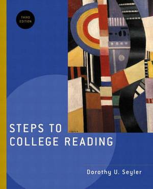 Steps to College Reading