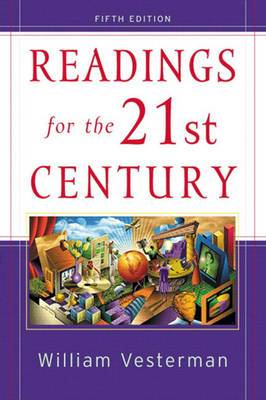 Readings for the 21st Century: Issues for Today's Students
