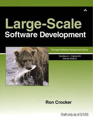 Large Scale Agile Software Development