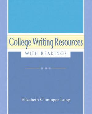 College Resources with Readings: (Book Alone) with Readings