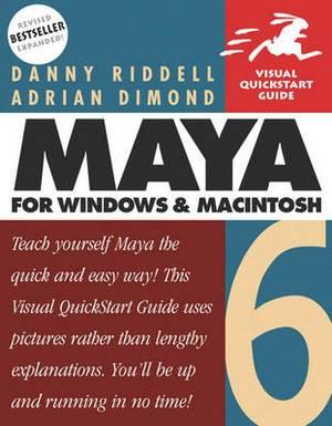 Maya 6 for Windows and Macintosh