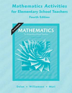 Activities for Elementary Mathematics Teachers for Mathematics for Elementary School Teachers