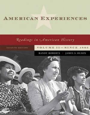 American Experiences: v. 2