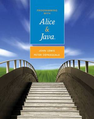 Programming with Alice and Java
