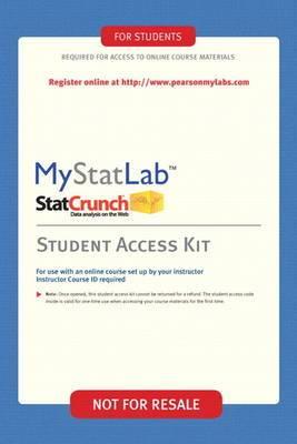 MyLab Statistics -- Valuepack Access Card
