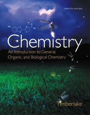 Chemistry: An Introduction to General, Organic, and Biological Chemistry Plus MasteringChemistry with eText -- Access Car