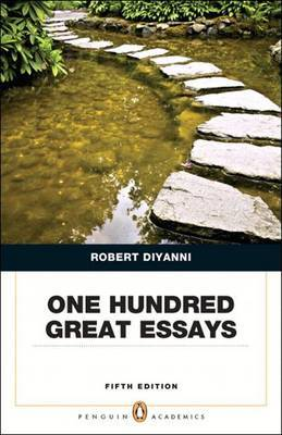 One Hundred Great Essays Plus New Mycomplab -- Access Card Package