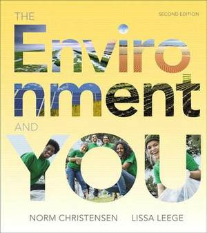 The Environment and You Plus MasteringEnvironmentalScience with eText - Access Card Package