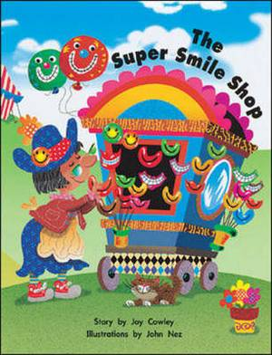 Story Basket, The Super Smile Shop, 6-pack