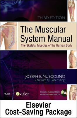 The Muscular System Manual: WITH Flashcards, 2nd Revised ed: AND Coloring Book, 2nd Revised ed: Package