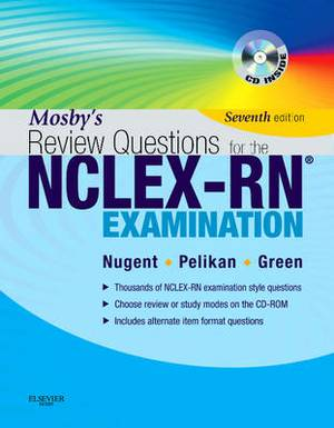 Mosby's Review Questions for the NCLEX-RN  Examination