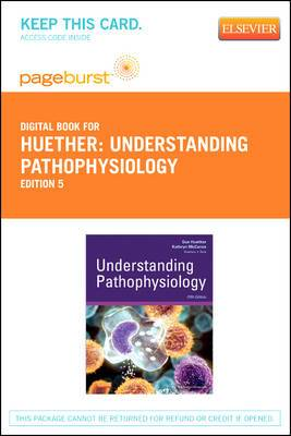 Understanding Pathophysiology - Elsevier eBook on Vitalsource (Retail Access Card)