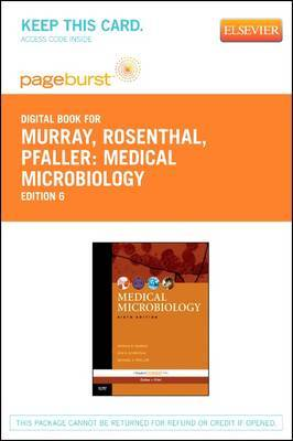 Medical Microbiology - Elsevier eBook on Vitalsource (Retail Access Card)