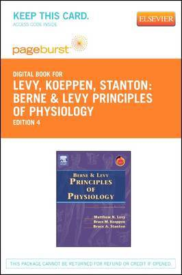 Berne & Levy Principles of Physiology - Elsevier eBook on Vitalsource (Retail Access Card)