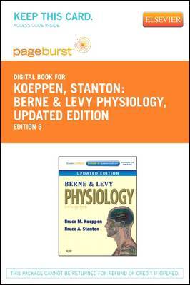 Berne & Levy Physiology, Updated Edition - Elsevier eBook on Vitalsource (Retail Access Card)