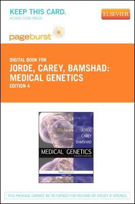Medical Genetics - Elsevier eBook on Vitalsource (Retail Access Card)