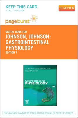 Gastrointestinal Physiology - Elsevier eBook on Vitalsource (Retail Access Card): Mosby Physiology Monograph Series