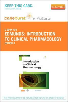 Introduction to Clinical Pharmacology - Elsevier eBook on Vitalsource (Retail Access Card)
