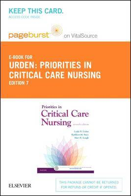 Priorities in Critical Care Nursing - Elsevier eBook on Vitalsource (Retail Access Card)