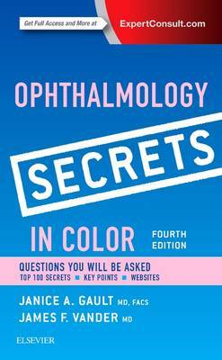 Ophthalmology Secrets in Color 4e