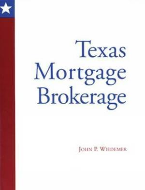 Texas Mortgage Brokerage