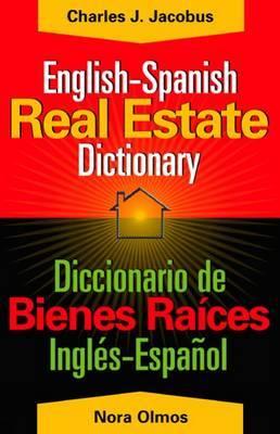 English-Spanish Real Estate Dictionary