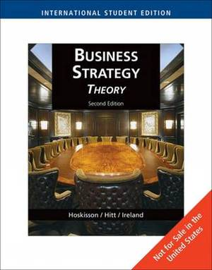 Business Strategy: Theory