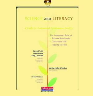 Science and Literacy--A Natural Fit: A Guide for Professional Development Leaders