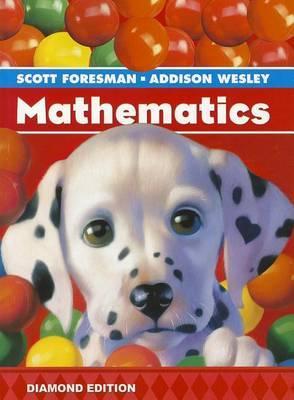 Scott Foresman Addison Wesley Math 2008 Student Edition (Consumable) Grade K