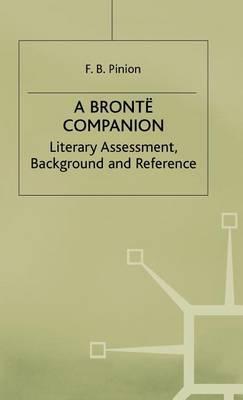 A Bronte Companion