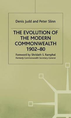 The Evolution of the Modern Commonwealth, 1902-80