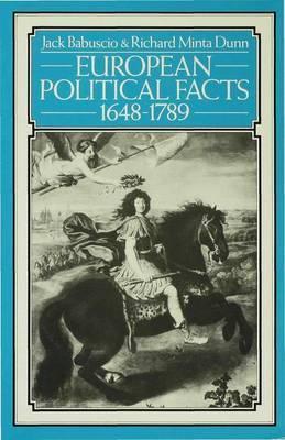 European Political Facts, 1648-1789