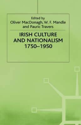 Irish Culture and Nationalism, 1750-1950