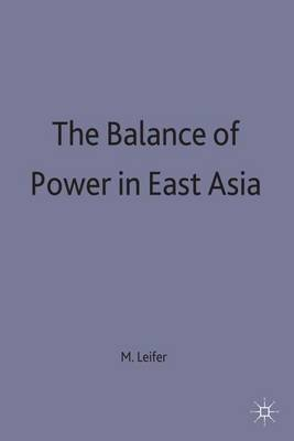 The Balance of Power in East Asia