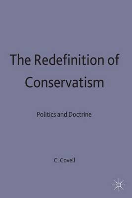 The Redefinition of Conservatism: Politics and Doctrine