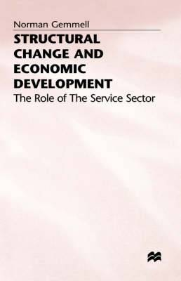 Structural Change and Economic Development: Role of the Service Sector